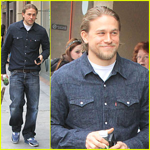 Charlie Hunnam: 'Sons of Anarchy' Adds Drea De Matteo as Series Regular!