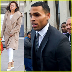 Chris Brown Rejects Plea Deal in Washington D.C. Assault Case