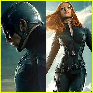 Chris Evans is Full of Emotion for 'Captain America: The Winter Soldier' Posters