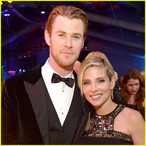 Chris Hemsworth & Wife Elsa Pataky Expecting Twins!
