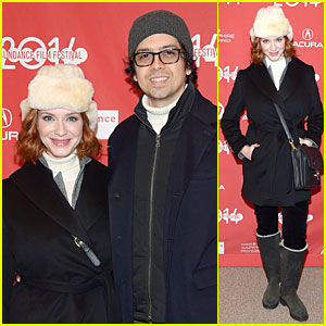 Christina Hendricks: 'God's Pocket' Premiere at Sundance 2014