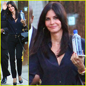 Courteney Cox: 'Cougar Town' Premieres Tonight on TBS!