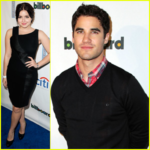 Darren Criss & Ariel Winter: Billboard Grammys 2014 After Party!