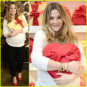 Drew Barrymore Partners with Godiva to Launch New Book!