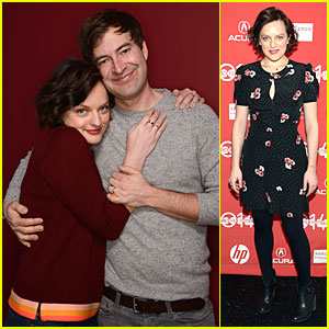 Elisabeth Moss & Mark Duplass: 'The One I Love' Sundance Premiere!