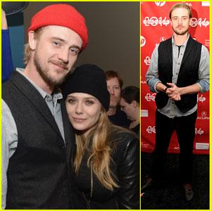 Elizabeth Olsen & Boyd Holbrook: 'The Skeleton Twins' at Sundance!