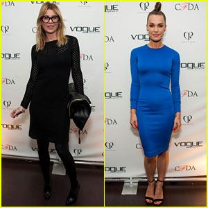 Ellen Pompeo: Vogue Eyewear Party with Blanda Eggenschwiler!