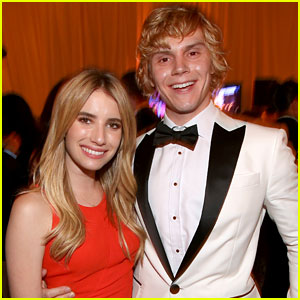 Emma Roberts: Engaged to Evan Peters!