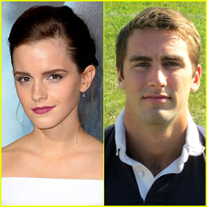 Emma Watson Dating Rugby Player Matthew Janney!