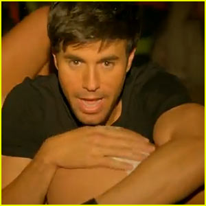 Enrique Iglesias Caresses a Girl's Butt in 'I'm a Freak' Music Video - Watch Now!