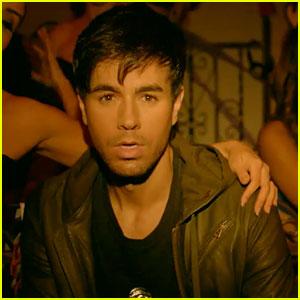 Enrique Iglesias & Pitbull: 'I'm a Freak' Video Exclusive Preview!