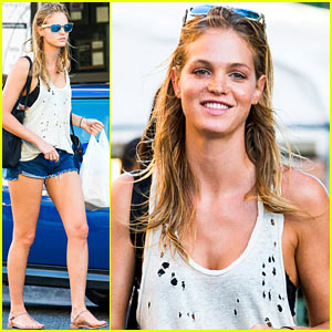 Erin Heatherton Will Show Off her Basketball Skills for NBA All-Star Celebrity Game!