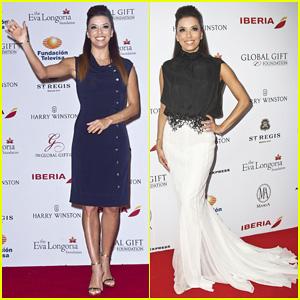 Eva Longoria: Global Gift Gala 2014