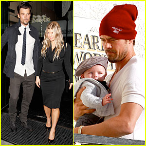 Fergie & Josh Duhamel Celebrate Fifth Wedding Anniverary!