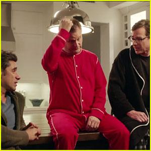 'Full House' Guys Reunite for Dannon Super Bowl Commercial!