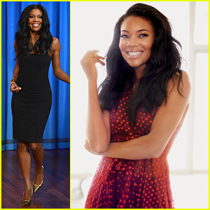 Gabrielle Union: 'Glamour' February 2014 Feature!