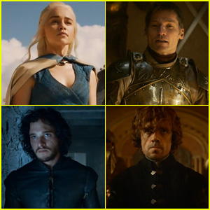 'Game of Thrones' Season 4 Trailer - Watch Now!