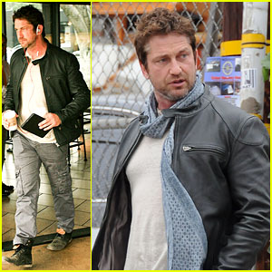 Gerard Butler Steps Out as 'Gods of Egypt' Casts More Actors!