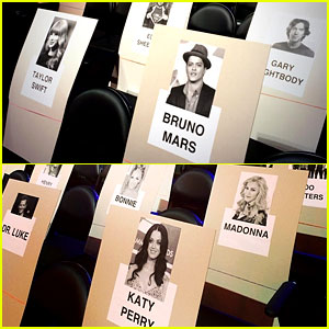 Grammy Awards 2014: Find Out Where the Stars Are Sitting!