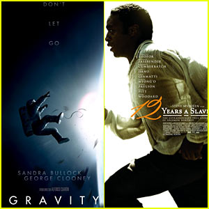 'Gravity' & '12 Years a Slave' Both Win Top Film Award at PGAs, First Ever Tie!