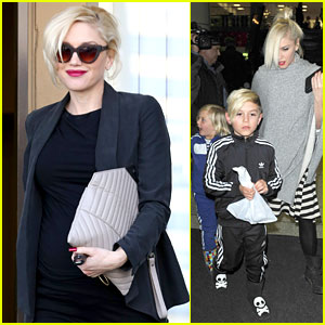 Gwen Stefani Launches New Pants Line DWP