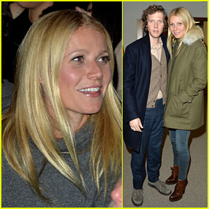 Gwyneth Paltrow Supports Brother Jake at Sundance Premiere!
