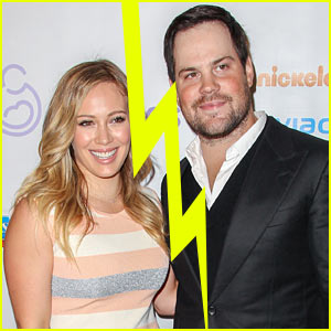 Hilary Duff & Mike Comrie Split After Three Years of Marriage
