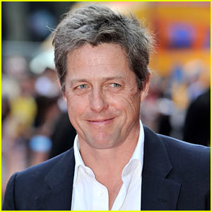 Hugh Grant Welcomed Baby Boy with Swedish TV Producer Anna Elisabet Eberstein in September 2013
