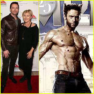 Hugh Jackman Goes Shirtless for Empire's 'X-Men' Mag Covers!