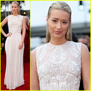 Iggy Azalea - Grammys 2014 Red Carpet