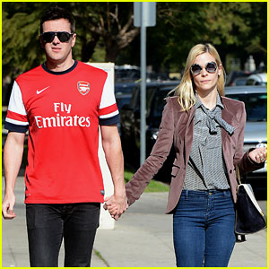 Jaime King & Kyle Newman: West Hollywood Lunch Date