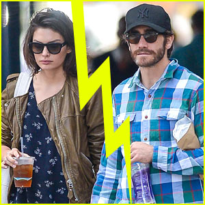 Jake Gyllenhaal & Alyssa Miller Split After Six Months?
