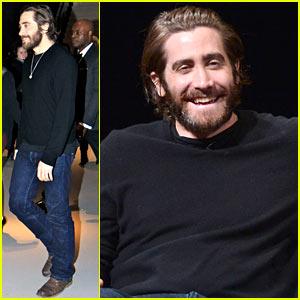 Jake Gyllenhaal: 'Enemy' Q&A with Director Denis Villeneuve!