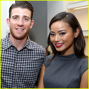 Jamie Chung and husband