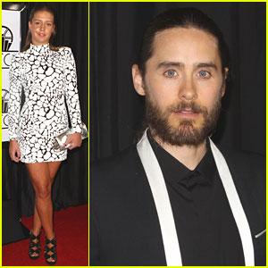 Jared Leto & Adele Exarchopoulos: LAFCA Awards 2014