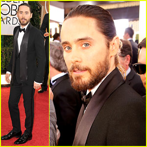 Jared Leto WINS Best Supporting Actor at Golden Globes 2014!