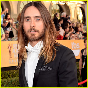 Jared Leto WINS Best Supporting Actor at SAG Awards 2014!