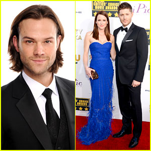 Jared Padalecki & Jensen Ackles - Critics' Choice Awards 2014