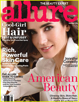 Jennifer Connelly to 'Allure': What Matters to Me is Happiness