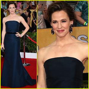 Jennifer Garner - SAG Awards 2014 Red Carpet