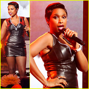 Jennifer Hudson Belts it Out for New Year's Eve 2014! (Video)