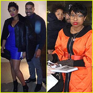 Jennifer Hudson: Michelle Obama's 50th Birthday Party Attendee!