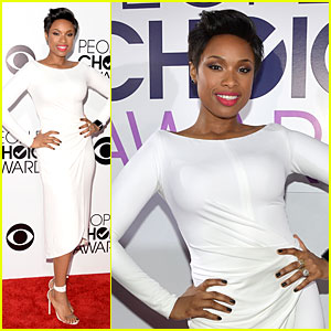 Jennifer Hudson - People's Choice Awards 2014 Red Carpet