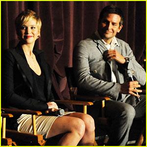 Jennifer Lawrence & Bradley Cooper: 'American Hustle' Q&A