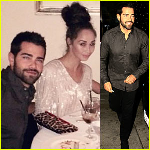 Jesse Metcalfe & Cara Santana: Mr Chow Dinner with Friends!