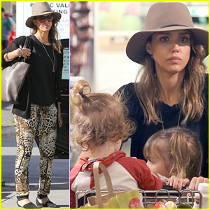 Jessica Alba: 'No Better Way to Start Our Year' Than in Cabo!