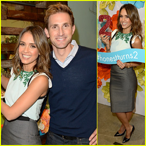 Jessica Alba: Honest Company's 2nd Birthday Celebration!