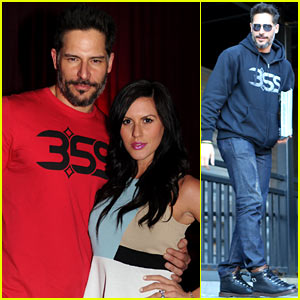 Joe Manganiello Promotes 'La Bare' at Sundance Film Festival!