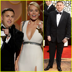 Jonah Hill - Golden Globes 2014 Red Carpet