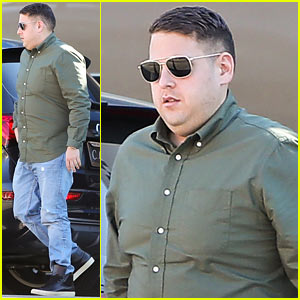 Jonah Hill Reacts to Oscar Nomination: 'I Am In Complete Shock'